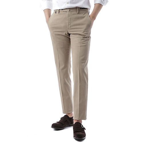 SHAKA Slim Stretch Pants (Beige)