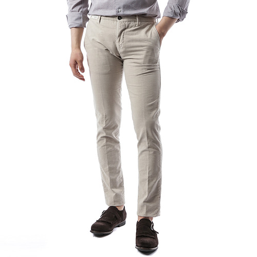 RED Skin Fit Slacks (Beige)