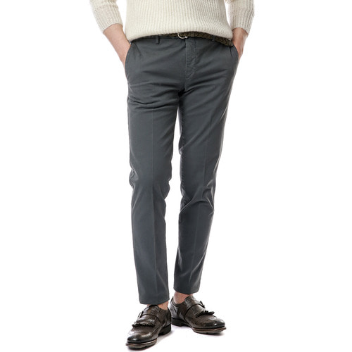 Welton Skinny Stretch Pants (khaki Gray)