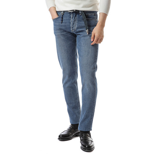 Denim Core Regular Fit (Light Blue)