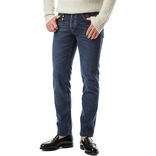 Denim Core Regular Fit (Medium Blue)