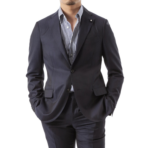 Navy Solaro Suit