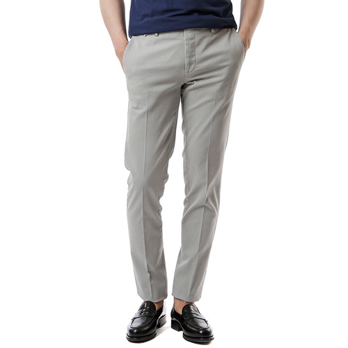 SHAKA Skinny Stretch Pants (Light Gray)