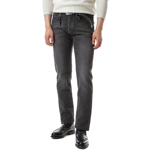Denim Core Regular Fit (Gray)