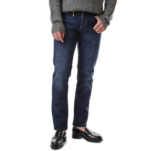 Denim Core Regular Fit (Dark Blue)