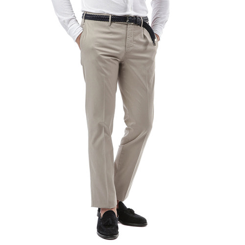 Pattern 82 Skin Fit Beige Pants