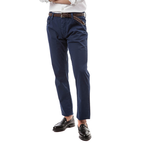 NOS. Leonardo Color Pants (Blue)