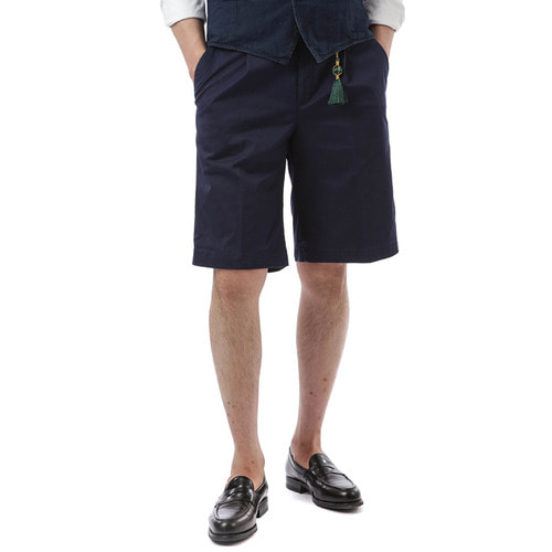 BERMUDA  Bombay Cotton Shorts (Navy)