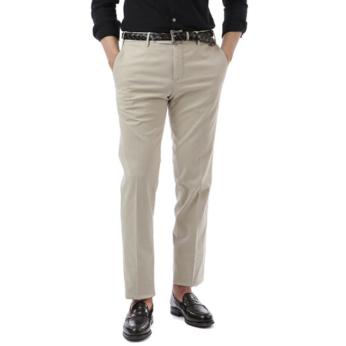 MADRAS Super Slim Stretch Pants (Beige)