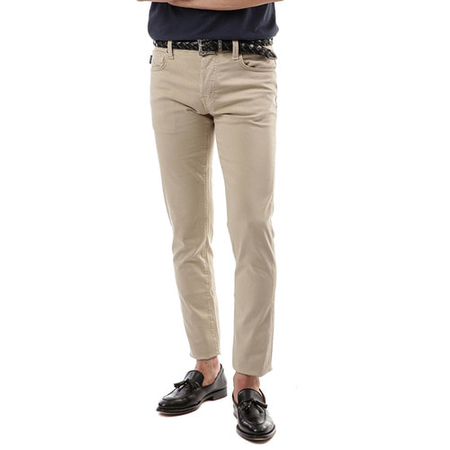 NOS. Leonardo Color Pants (Light sand)