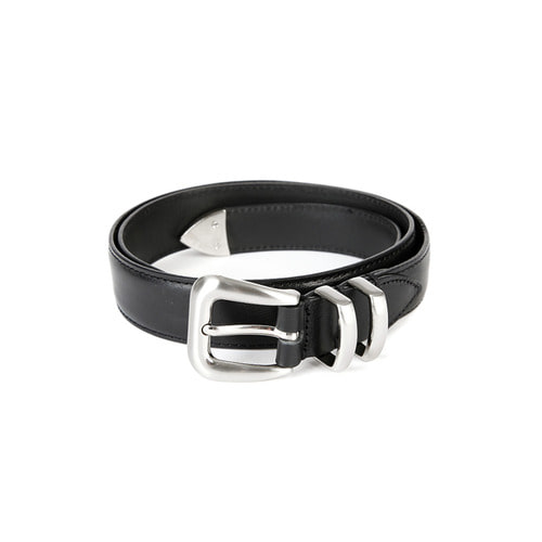 Stuck-up Leather Single Belt
