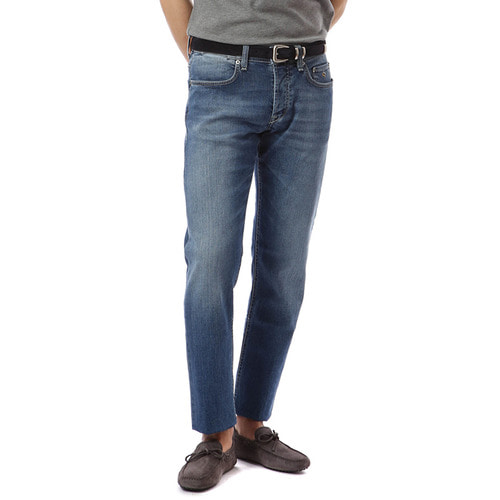 Shadow 5 Pocket Core Denim (Medium Blue)