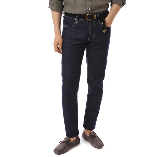 Classic 5 Pocket Core Denim Straight Fit (Real Denim)