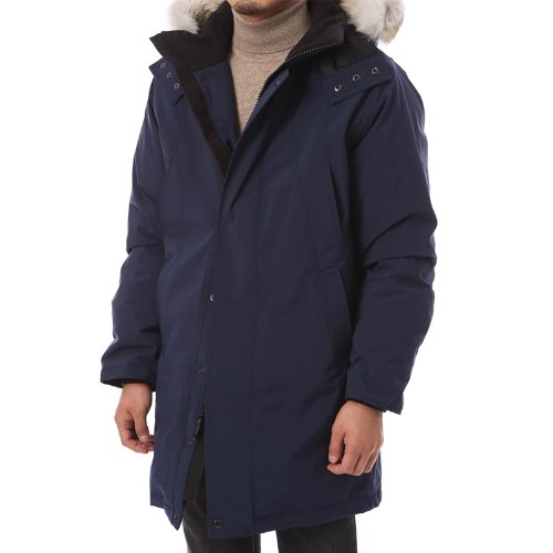 Gormley  Blue Fancy Parka
