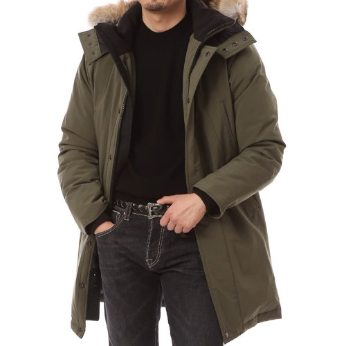 Gormley Khaki Fancy Parka