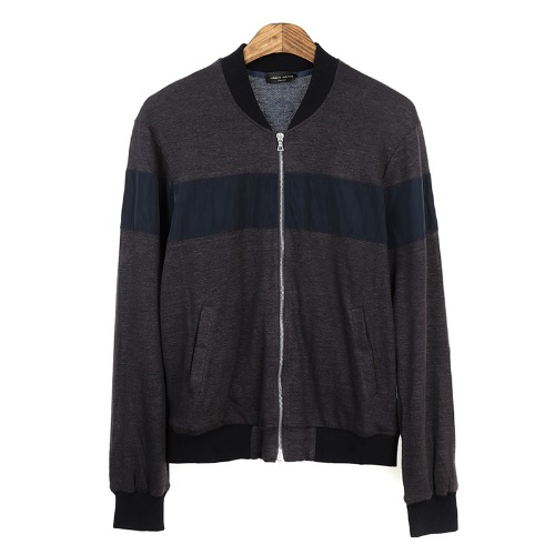 Sportivo Knit Line-up Navy Jacket
