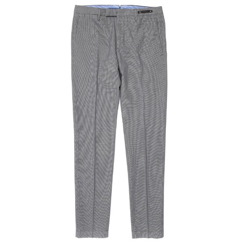 Skinny Fit. Maestro Pattern Stretch Pants(Gray)