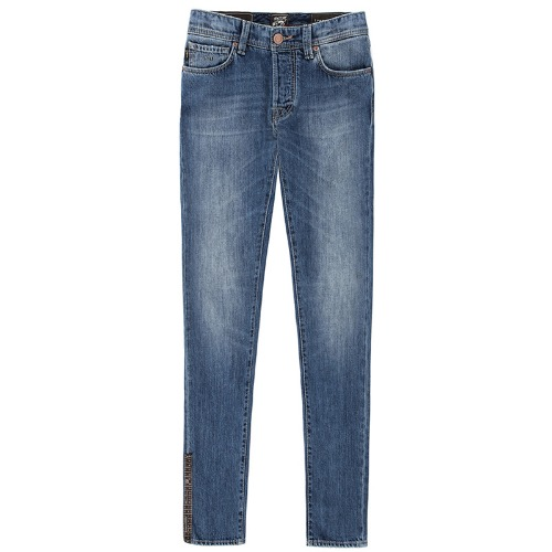 HERITAGE.9E04 Medium Blue Jeans(Leonardo)