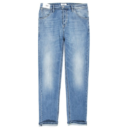 Reggae Tapered Fit Vintage Light Jeans (Light Blue)