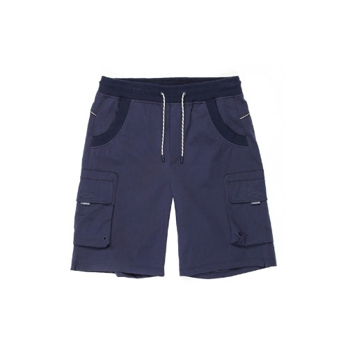 Circle Logo Half Sports Pants(Navy)