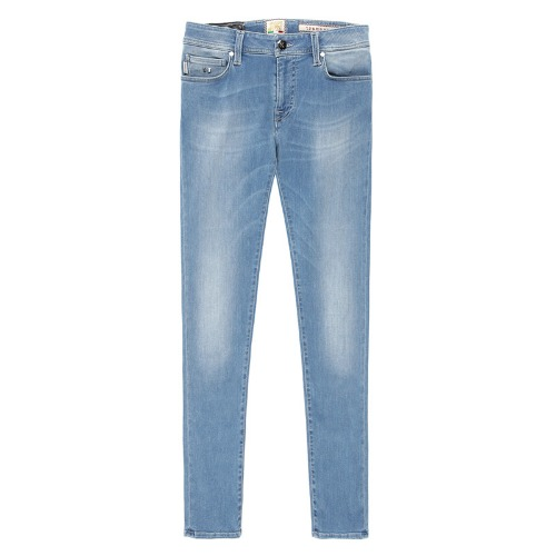 24.7 .9E26 Super Stretch Light Blue Jeans(Leonardo Slim)