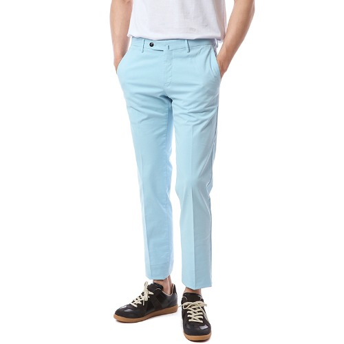ColorDream. Superslim fit. Washed Chino Pants (Skyblue)