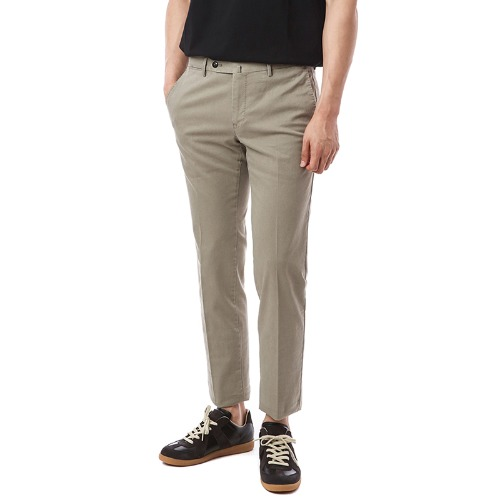 Connection. Superslim fit. Washed Chino Pants (Beige)