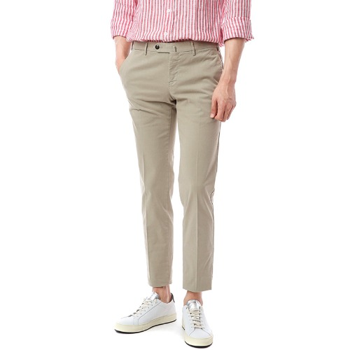 ColorDream. Superslim fit. Washed Chino Pants (Beige)