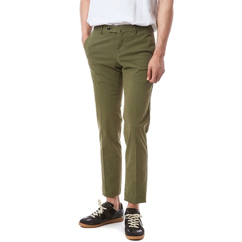 ColorDream. Superslim fit. Washed Chino Pants (Khaki)