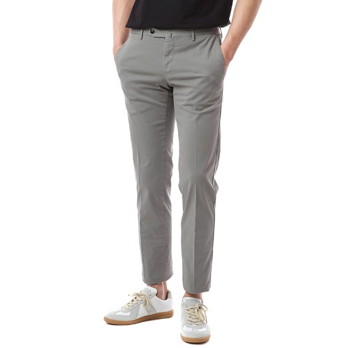 ColorDream. Superslim fit. Washed Chino Pants (Gray)