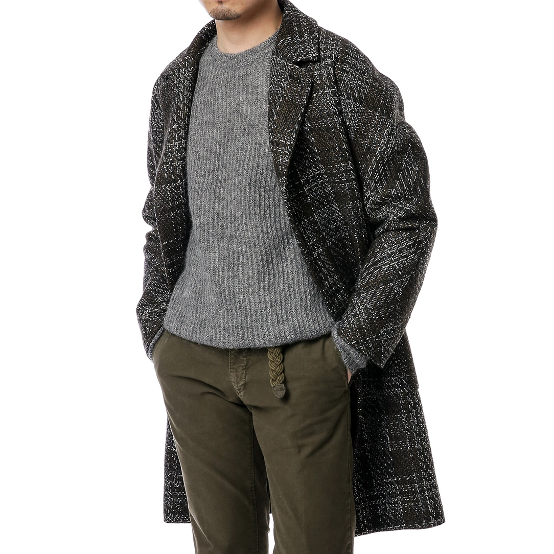 Tweed Conversano Coat