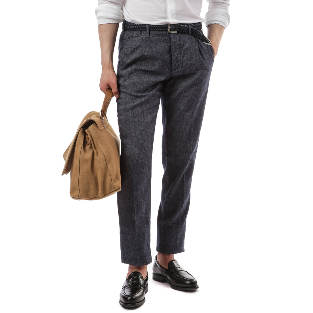Archive Slim Fit Denim Chino Pants